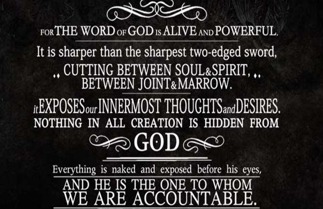 Hebrews 4 word-of-God1